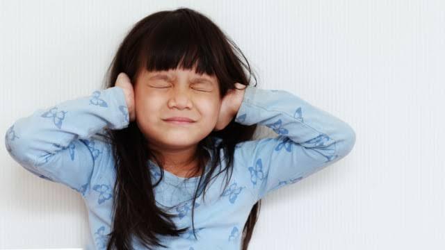 Anak resah dan tidak mau mendengarkan