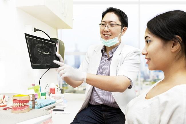 X-ray gigi